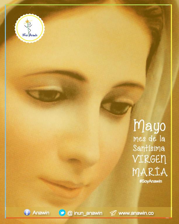 Virgen María 1